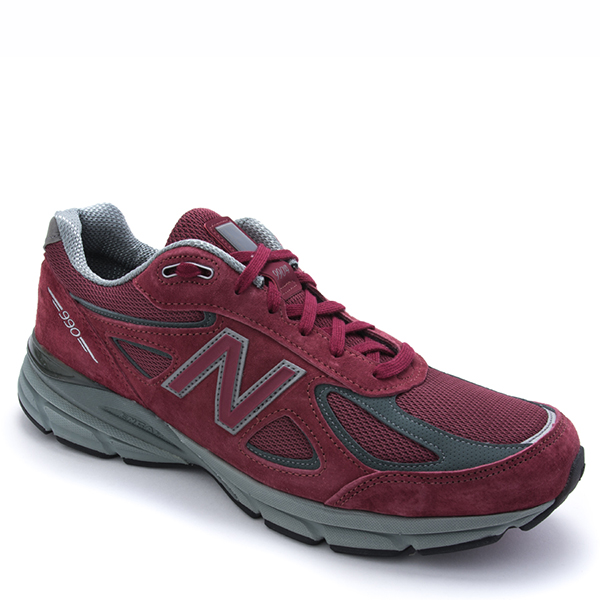 new product c131a 69760 THE 990 V4 MEN'S - BURGUNDY