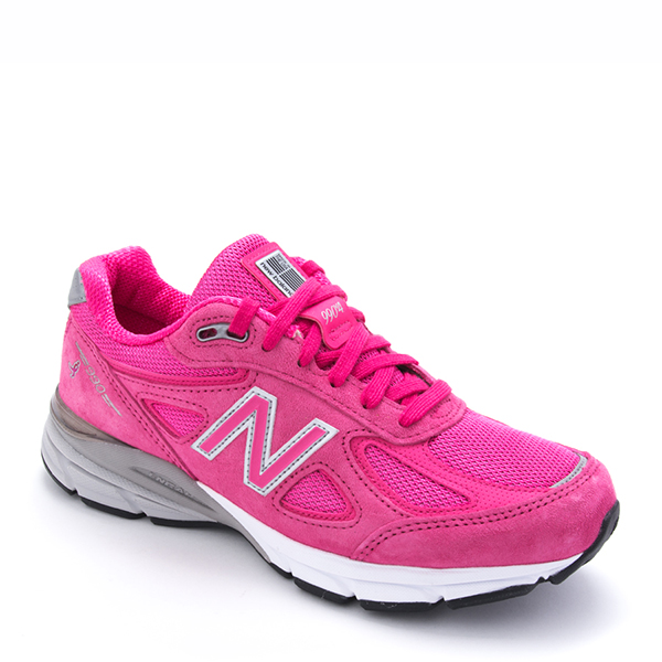 huge selection of 1c6c1 d29e0 NEW BALANCE THE 990 V4 WOMEN S - PINK