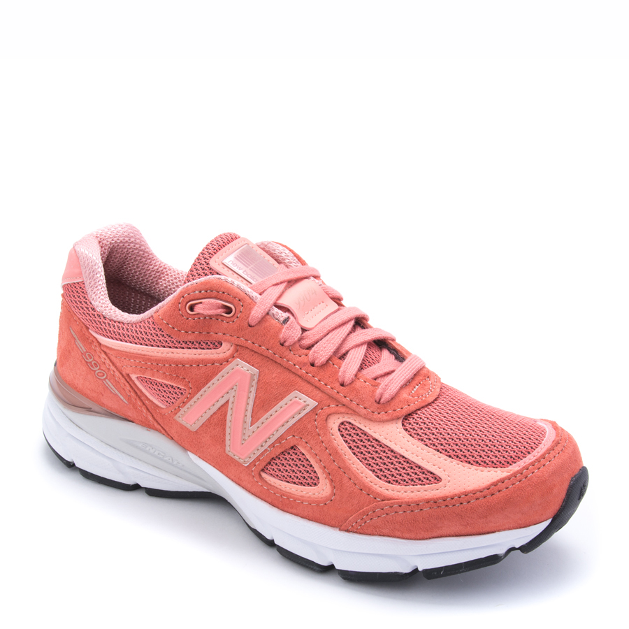 online store 7eacc 2fbd6 THE 990 V4 WOMEN'S - CORAL