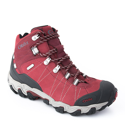 W-BRIDGER MID BDRY 22102-RED